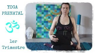 ☯️ Yoga prénatal - 1er trimestre de grossesse