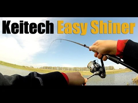 Keitech Easy Shiner.