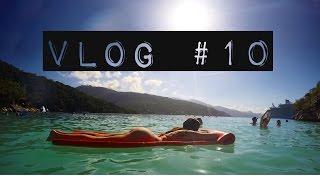 Vlog #10 - Caribe - Haiti e esse navio ta muito top