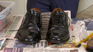 The Correct Way To Clean Shoes