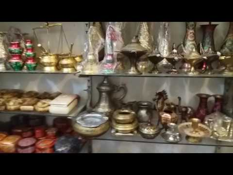 Soveneour antique Gift shop at Lahore museums