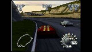 Automobili Lamborghini Nintendo 64 Gameplay_1997_09_26_2