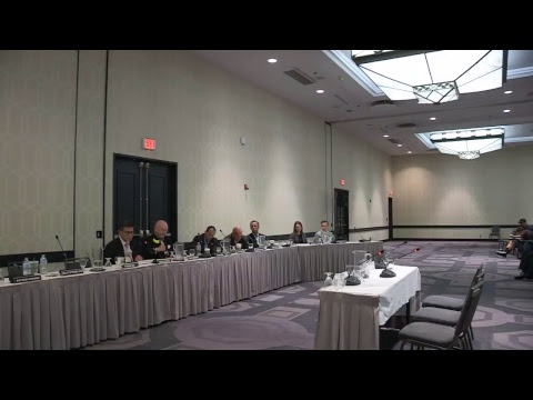 Cannabis Banking Working Group Meeting - Los Angeles