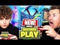 *NEW* PLAYGROUND MODE GAMEPLAY | BROTHERS PLAY FORTNITE #12
