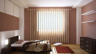 tutorial Vray render interior cinema 4d