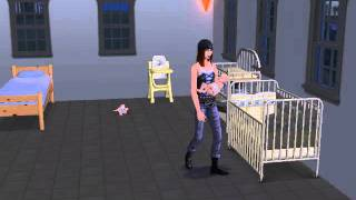 The Sims 2 Double Deluxe - What happens when someone doesn't want to have a baby