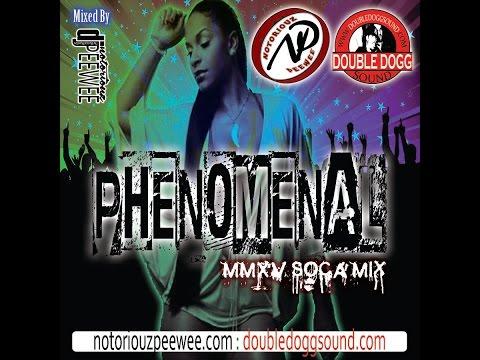 Phenomenal 2015 Soca Mix