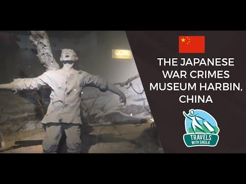 The Japanese War Crimes Museum Harbin,...