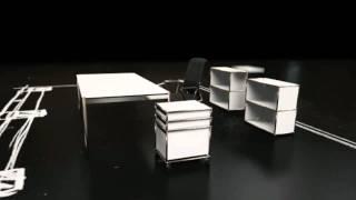 USM Haller Möbelbausysteme
