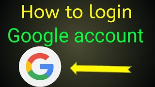 Google account how t๐ login | Gmail account how to login