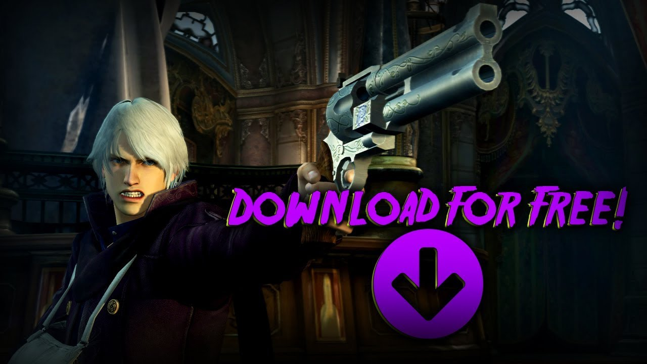 Devil may cry 3 special edition pc game free download.