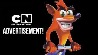 (2000)Cartoon Network - Crash Bash Reklam