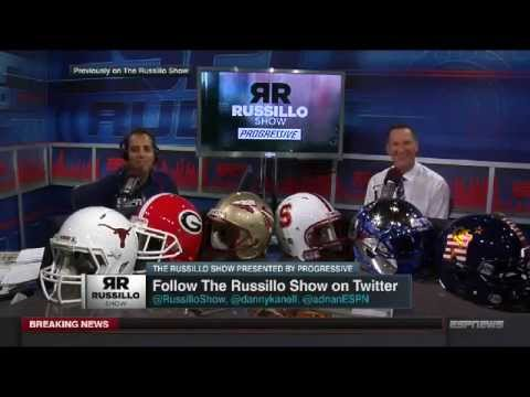 "The Russillo Show meets ""TommyFreezePops"" (July 17, 2015)"