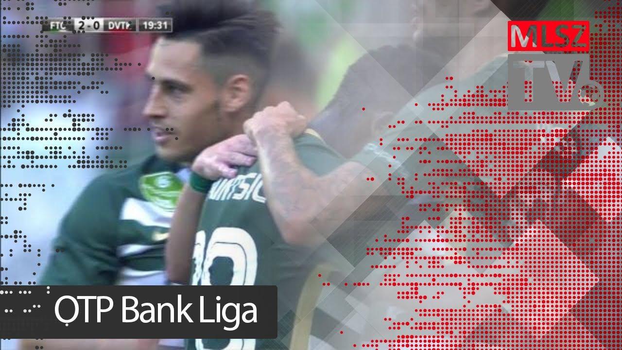 Ferencvárosi TC - DVTK | 4-0 (2-0) | OTP Bank Liga | 32. forduló | 2017/2018