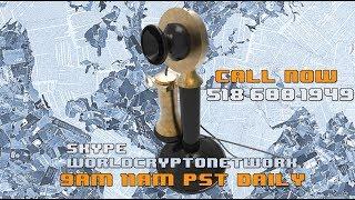 Bitcoin $6,394 - Bitcoin Talk Show - 9am-11am Daily!  CALL-IN #LIVE