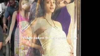 aishwarya rai bachan baby photo shown to media