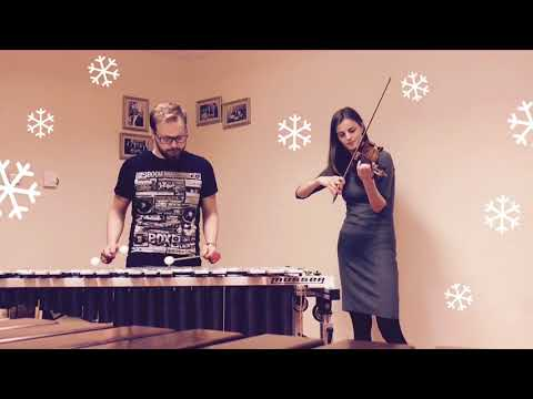 Leonard Cohen - Hallelujah - Violin and Vibraphone Cover
