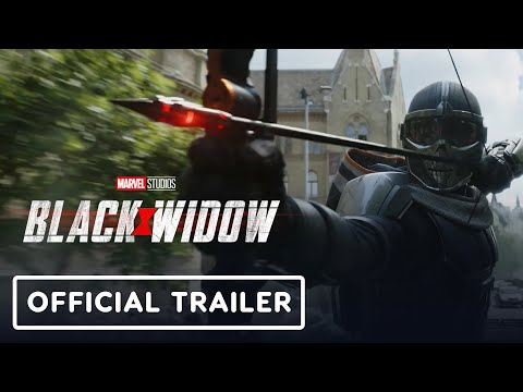 Black Widow - Official Final Trailer (2020) Scarlett Johansson, David Harbour, Florence Pugh
