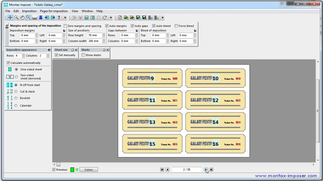 Captivating How To Print Numbered Tickets   YouTube Ideas Numbering Tickets In Word