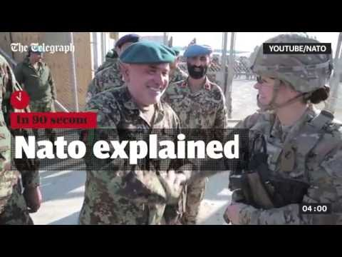 Nato explained - in 90 seconds