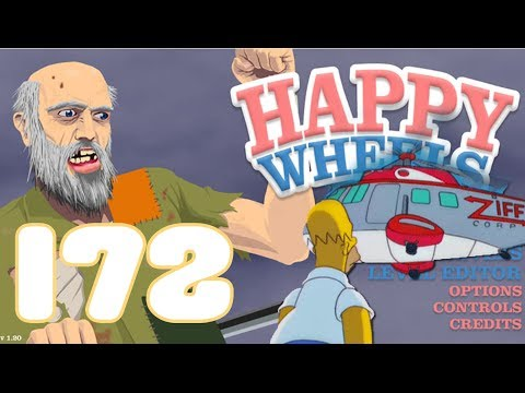 HAPPY WHEELS: Episodio 172