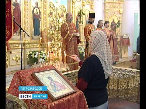 Престольный праздник собора А.Невского