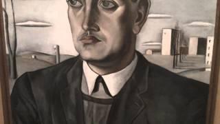 Luis Buñuel 1924 Salvador Dali 1904-1989 Reina Sofia Museum Madrid