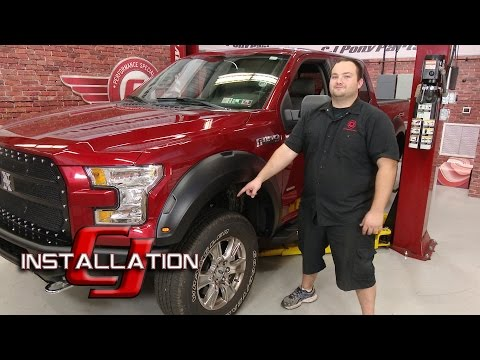 "F-150 Roush Suspension Kit Fox 2.0"" 2015-2018 Installation"