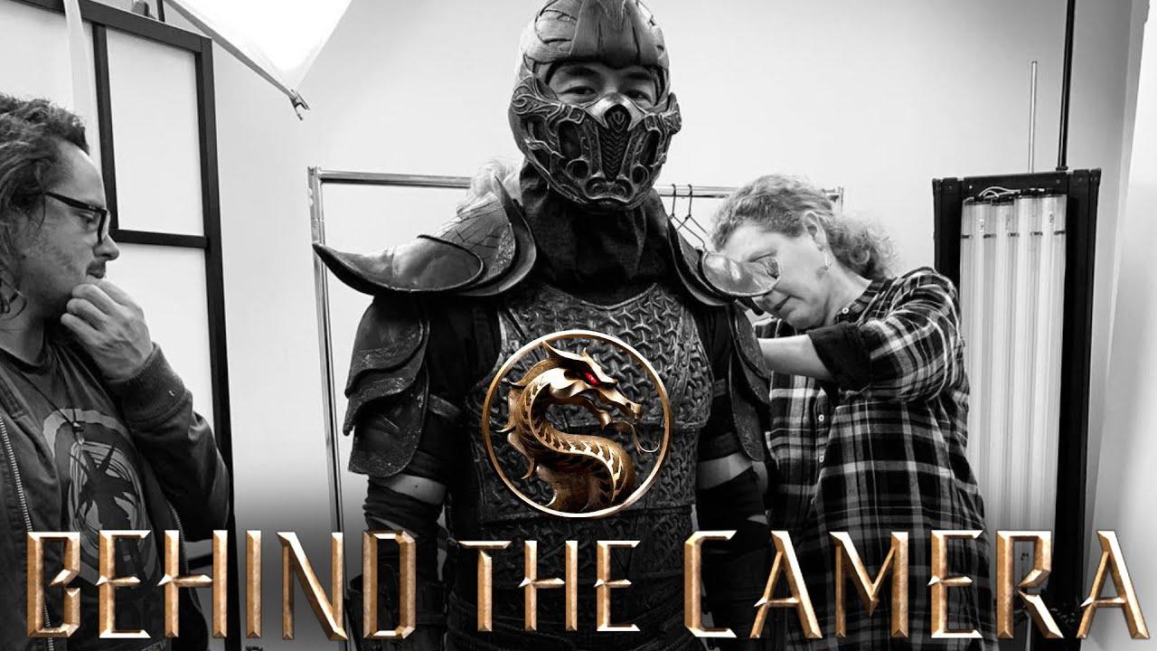 The Mortal Kombat Movie (2021) Actors Behind The Scenes (Rare Footage)