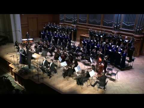 Mozart, Requiem.Tula Philharmonic choir