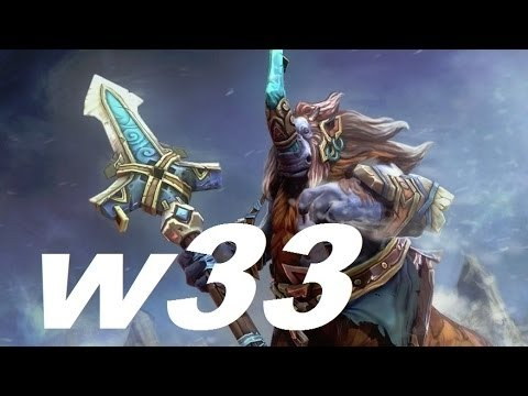 Secret w33 Pro Magnus Mid - Dota 2 Ranked Match