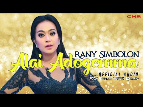 Rany Simbolon - Alai Adogemma (Official Lyric Video)