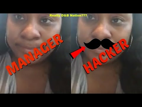 D&B Nation HACKED/EXPOSED by MANAGER???? (proof) Really tho...