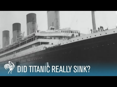 Did Titanic Really Sink?
