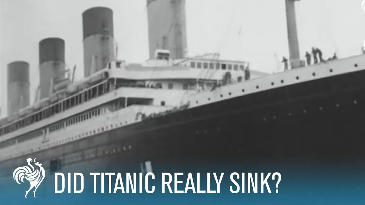 What Does Rms Mean >> Did Titanic Really Sink? | British Pathé - YouTube