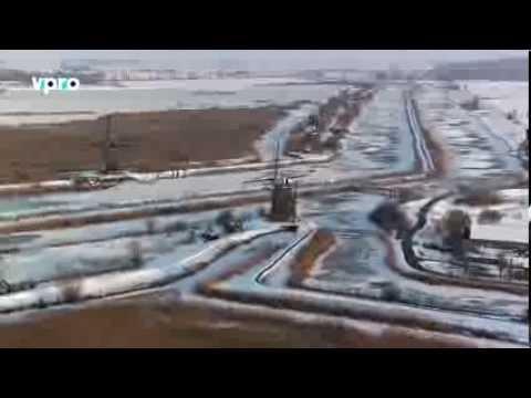 Zuid-Holland van boven