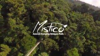 Adventures at Mistico Arenal Hanging Bridges Park, Costa Rica