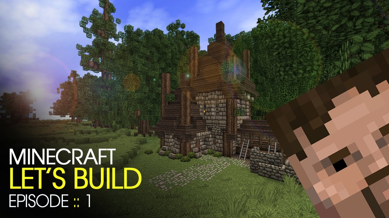 Youtube How To Build A House On Minecraft