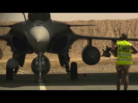 Rafale In Action [HD]  French Airforce