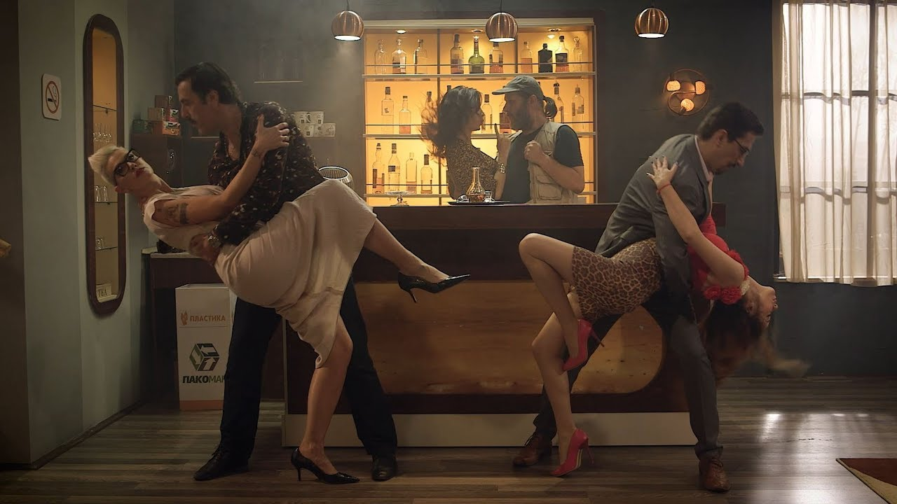 Новото официјално музичко видео на серијата Преспав