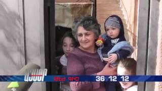 Ավան 14 փողոցում բնակիչները բողոքում են կենցաղային պայմաններից