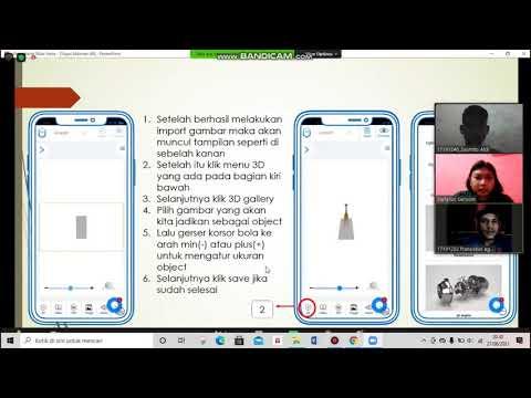 Tutorial membuat video AR menggunaakan aplikasi UniteAR ...