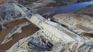 Three-nation Nile talks on disputed Ethiopia dam end in deadlock