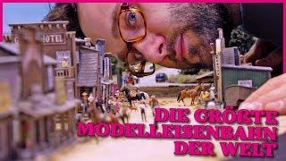 Miniatur Wunderland OFFIZIELLES VIDEO - größte Modelleisenbahn der Welt