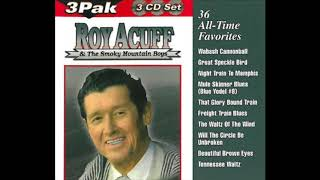 Watch Roy Acuff A Sinners Death im Dying video