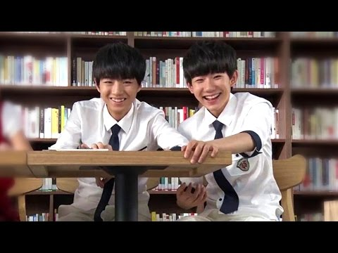 【TFBOYS】寵愛MV 拍攝花絮