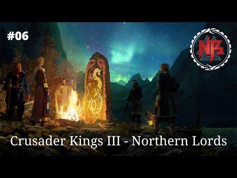 Crusader Kings III - Northern Lords - Securing England (Part 6)  