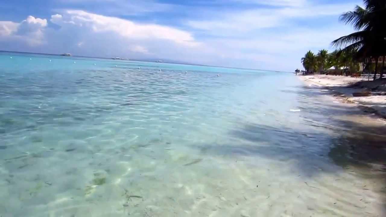 Dumaluan Beach Resort public area YouTube