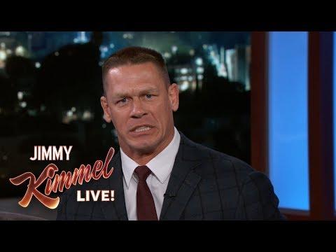 John Cena's Epic Response to Dwayne Johnson's Threat