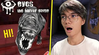 BRING BACK MEMORIES | Eyes The Horror Game (Tagalog)